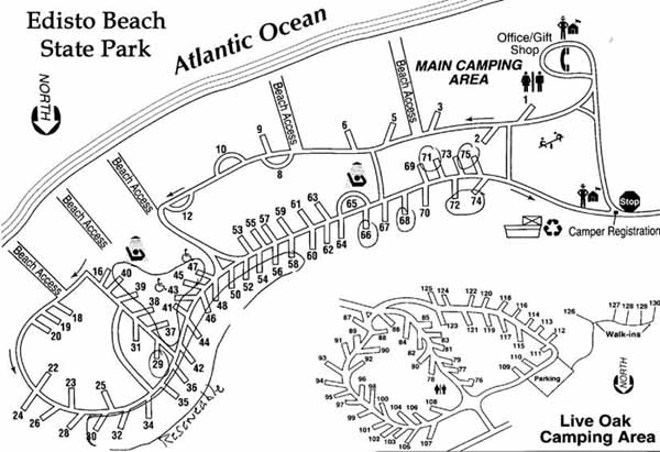 Edisto Beach Sp