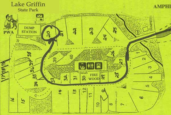 griffin map