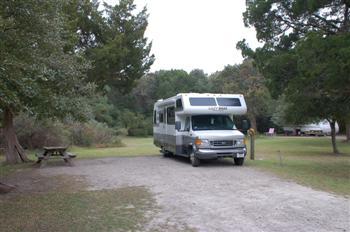 Huntington Beach State Park Campground Reviews