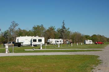 Sites 13 34 In The Back Half Of Campground For Folks Without A Toad RV Park Is Conveniently Located About Mile From Exchange And