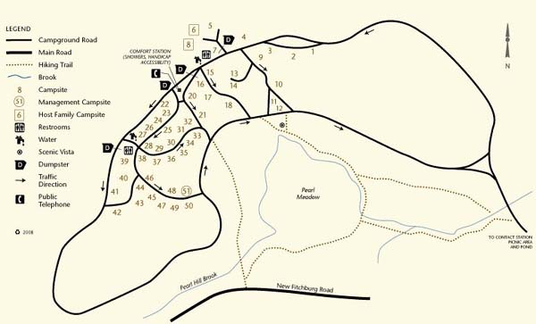 pearl hill map