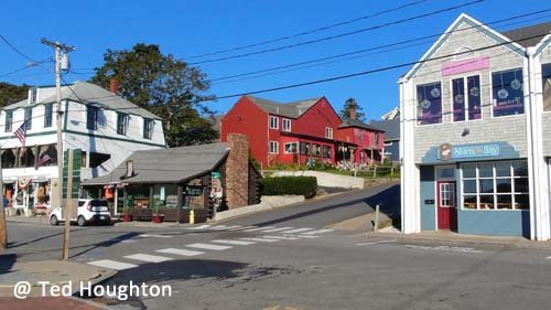 Captain Sawyer House Bed And Breakfast Boothbay Harbor
