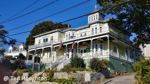 Captain Sawyer S Bed And Breakfast Boothbay Harbor Me